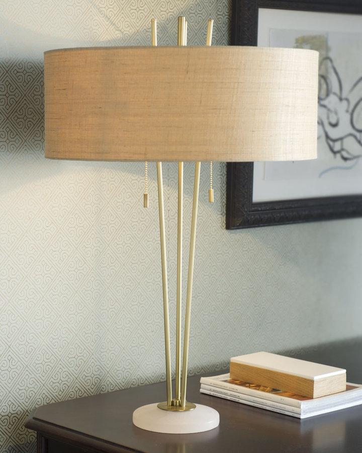 """Horchow """"Jensen"""" Table Lamp"""