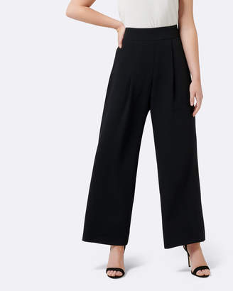 Petite Veronica Wide Leg Pants