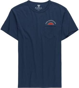 VISSLA Surf Goon Saloon Short-Sleeve T-Shirt- Men's
