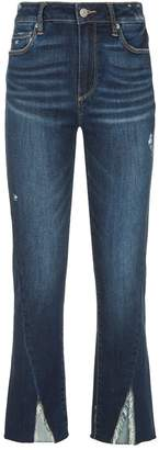 Paige Denim Skyline Fray Hem Jeans