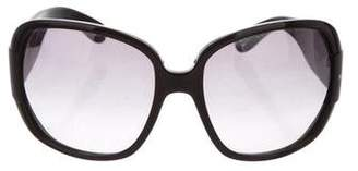 Marc by Marc Jacobs Gradient Oversize Sunglasses