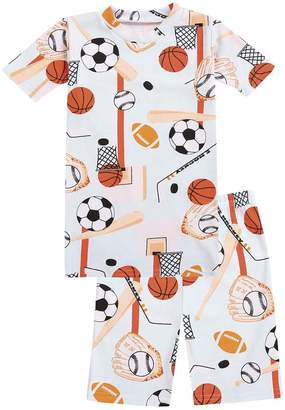 CWDKids Children's Cotton Short Pajamas