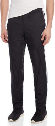 adidas Black Essential 3-Stripes Pants