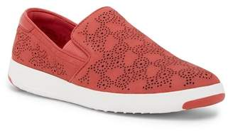 Cole Haan GrandPro Paisley Perforated Slip-On Sneaker
