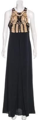 Diane von Furstenberg Sleeveless Maxi Dress w/ Tags