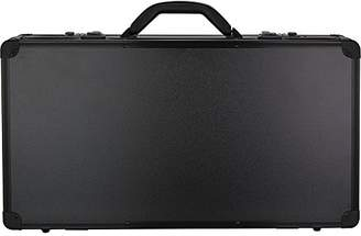 Sunrise C4102 Barber Stylist Lock Attached Carrying Portable Travel Case Organizer Storage Display