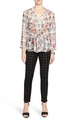 Rachel Roy Collection Tie Waist Blouse
