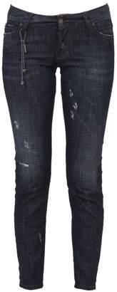 DSQUARED2 Jennifer Distressed Jeans
