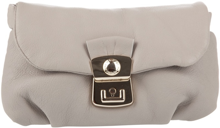 MARC BY MARC JACOBS - Leather envelope clutch