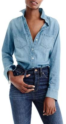 J.Crew J. CREW Everyday Chambray Shirt