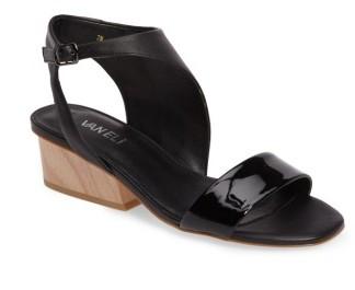 Women's Vaneli Cerelia Block Heel Sandal $149.95 thestylecure.com