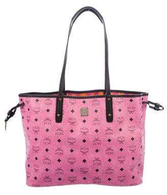MCM Project Visetos Reversible Tote