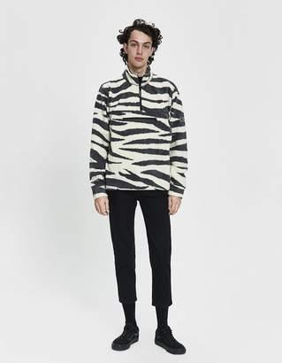 Stussy Mock Neck Fleece Pullover