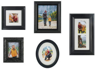 NielsenBainbridge Gallery Solutions 5 Piece Picture Frame Set