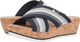 Anne Klein AK Sport Women's Felisha Platform Wedge Sandal
