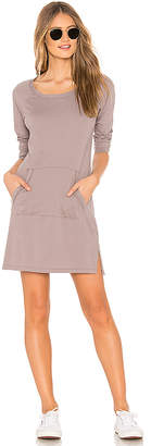 Bobi Supreme Jersey Pocket Dress