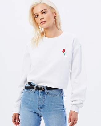 The Rose Sweater