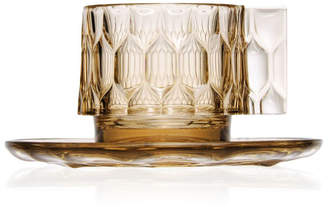 Kartell Jellies Family Cup & Saucer