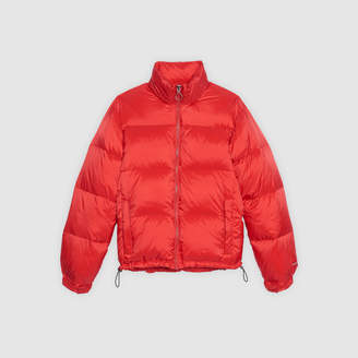 Sandro Technical padded jacket