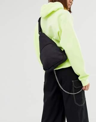 Asos Design DESIGN sling backpack