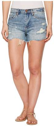 Blank NYC Hi Rise Cut Off Shorts in Panic Prevention Women's Shorts