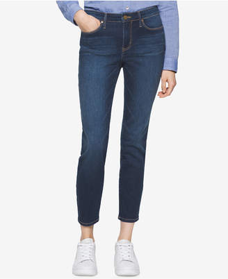 Calvin Klein Jeans Skinny Ankle Jeans $69.50 thestylecure.com