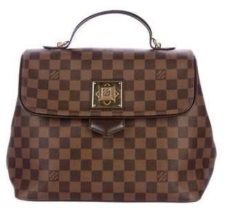 Louis Vuitton Damier Ebene Bergamo MM