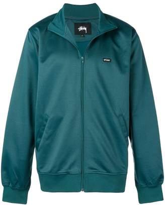 Stussy foldover neck jacket