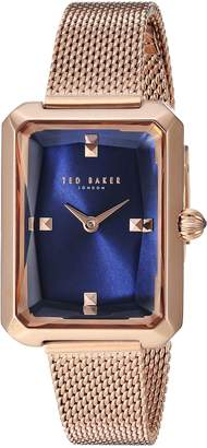 Ted Baker Women's 'CARA' Quartz Stainless Steel Casual Watch, Color Rose Gold-Toned (Model: TE50270008)