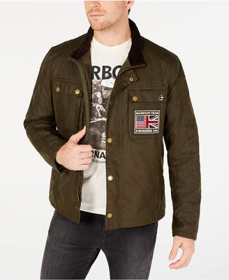 Barbour International Steve McQueen Men Ashbury Wax Jacket