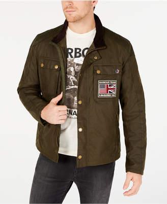 Barbour International Steve McQueen Men Ashbury Wax Jacket