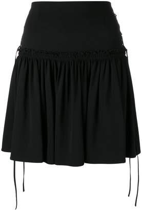 Philipp Plein flared skirt