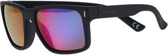 Panama Jack Men's Rubberized Deep Dish Sunglasses