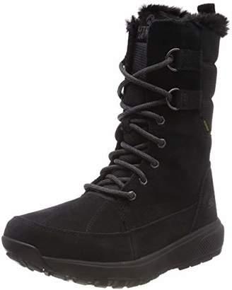 Skechers Women's Outdoors Ultra High Boots, (Black BBK), 5 (38 EU)