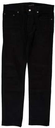 Saint Laurent D03 Straight-Leg Jeans