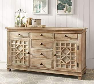 Pottery Barn Luella Extra Wide Dresser