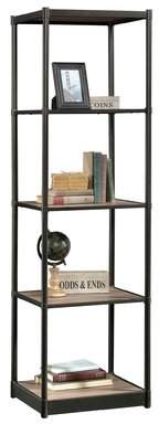 Theresa Gracie Oaks Tower Etagere Bookcase