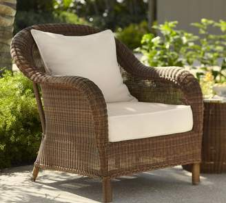 Pottery Barn Armchair Frame & Cushion