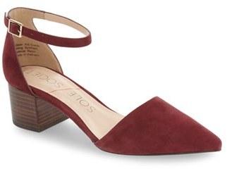 Women's Sole Society 'Katarina' Block Heel Pump $79.95 thestylecure.com