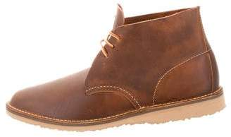 Red Wing Shoes Round-Toe Chukka Boots w/ Tags