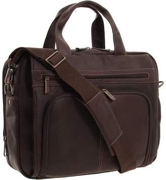 Kenneth Cole Reaction Out of the Bag - 5 to 6 1/2 Double Gusset Expandable Top Zip Portfolio Computer Case Computer...
