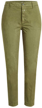 Closed Cotton Chinos