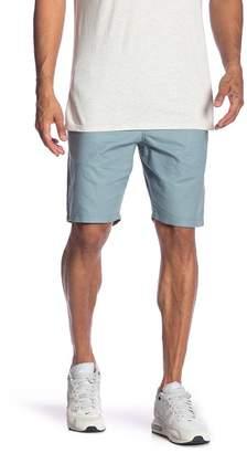 Fundamental Coast Manhattan Linen Blend Shorts