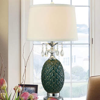Dale Tiffany Dale TiffanyTM LED Maxie Crystal Table Lamp
