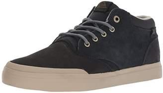 Quiksilver Men's VERANT MID Deluxe Skate Shoe
