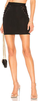 h:ours Lian Mini Skirt