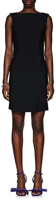 Calvin Klein Women's Low-Back Crepe Dress