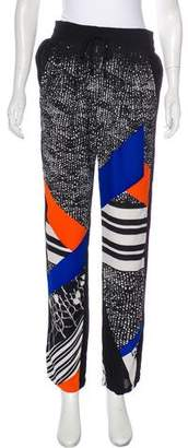 Twelfth Street By Cynthia Vincent High-Rise Printed Pants