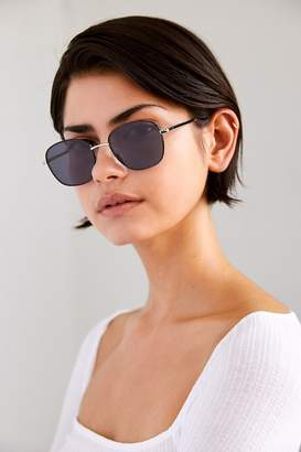 Urban Outfitters Harlow Metal Square Sunglasses