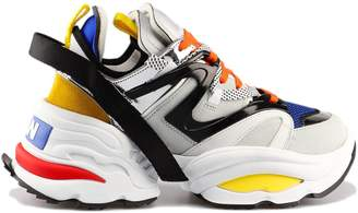 DSQUARED2 Mid-cut Sneakers